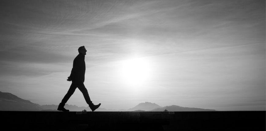 as razões porque devemos caminhar quando precisamos de inspiração criativa
