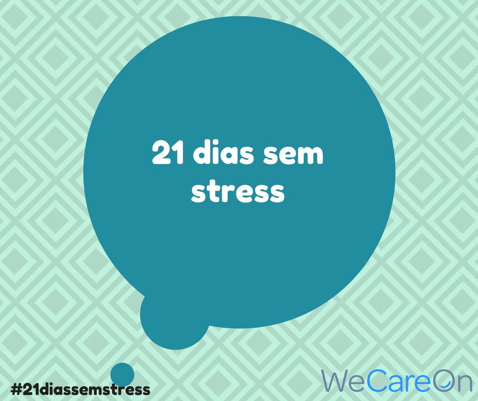 exemplo de Dias Sem Stress