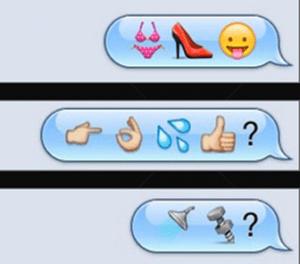 sexting por mensagens