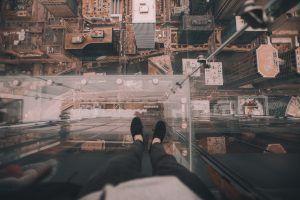 medo de alturas